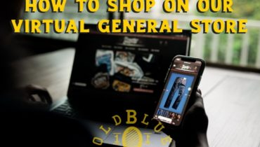 Oldblue 101 - How to Order from Our Webstore